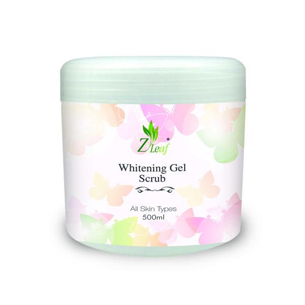 Z Leaf - Whitening Gel Scrub (500ml)